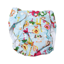 SCYL Baby Piaper Cloth Diaper Over Trousers Pant Adjustable Training Returnable diaper not in the package