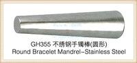 Free shipping,1pcs, round bangle/bracelet mandrel stainless steel,bangle mandrel,Ring Sizing Tools,Jewelry Making Tools