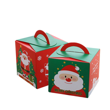 10 Christmas Eve Apple, ,Sweet ,Dessert , Gift boxes