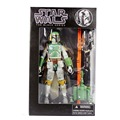 "Star Wars The Black Series 6"" Boba Fett #06 Action Figure Hasbro044"