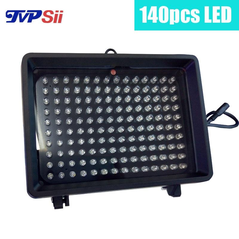 50M IR distance 140Pcs Infrared IR Leds lamp 850nm illuminator night vision Lighting for CCTV font