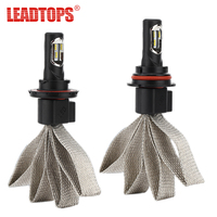 1Pair 60W 9600lm High Bright H4 Car Headlights LED Auto Front Bulb Automobiles Headlamp Car P7