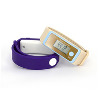 WAOUKS LCD Wristbands LCD Pedometer And Electronic Watch Students Children Watch Sports Bracelet