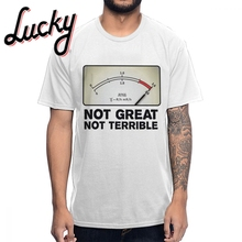 Round Neck 3.6 Roentgen Not Great Terrible Chernobyl Nuclear Accident Short Sleeve Crazy For Men Soft t shirt  Big Size