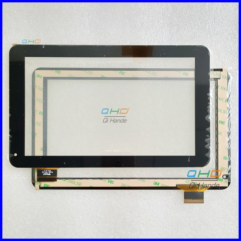 New 9'' inch Tablet Capacitive Touch Screen Replacement For TurboPad 912 Digitizer External screen Sensor Free Shipping black new 8 tablet pc yj314fpc v0 fhx authentic touch screen handwriting screen multi point capacitive screen external screen