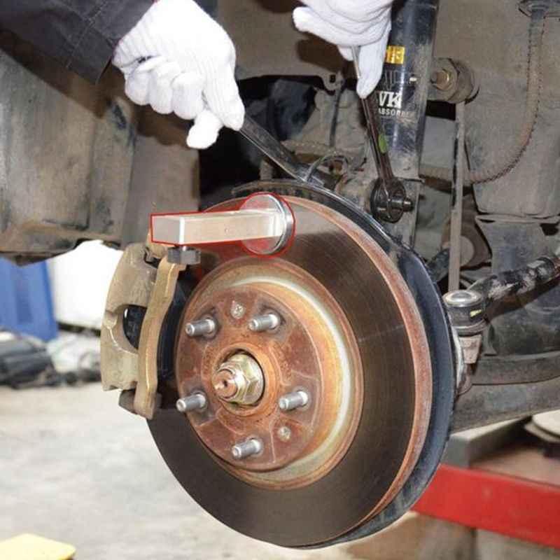 Outil réglable de jauge d'alignement de roue de jambe de force de roulette de cambrure magnétique pour Universa Apr19