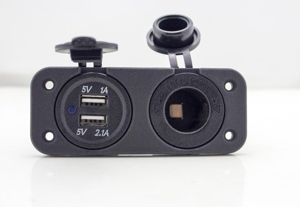 12v car socket splitter 5