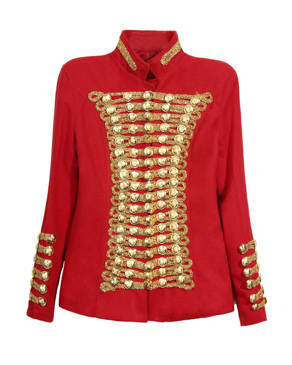 Popular Napoleon Jacket-Buy Cheap Napoleon Jacket lots from China ...