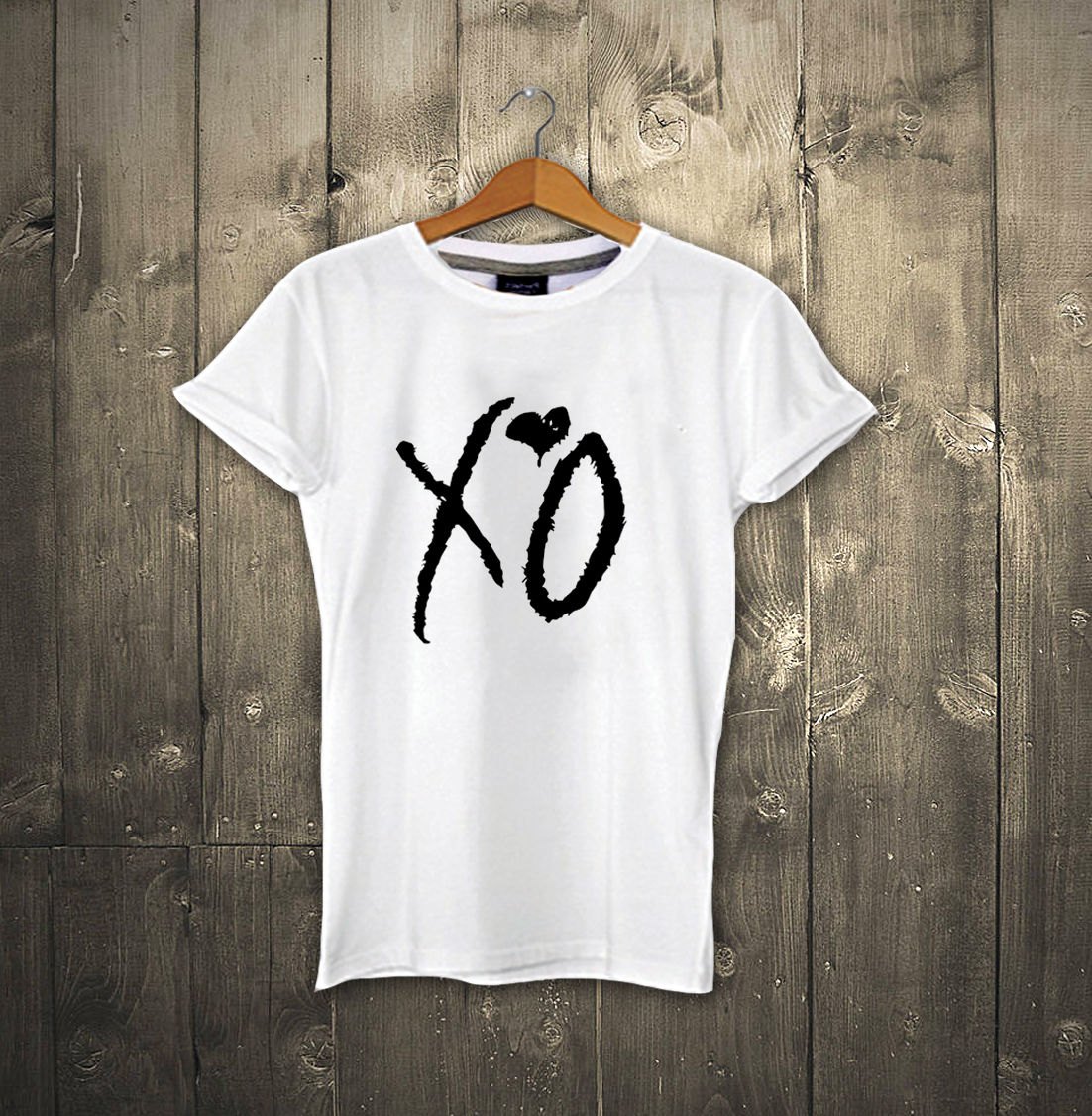 Xo Ovoxo The Weeknd T Shirt Top Mens Bnwt Octobers Very Own Male Pre Cotton Clothing 100 New In Shirts From Men S