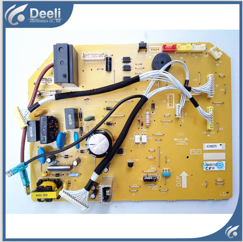 95% new good working for air conditioning A745406 A745405 A745575 control board on sale95% new good working for air conditioning A745406 A745405 A745575 control board on sale