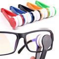 Hot Portable Glasses Wipe Glasses Clean Wipe Microfiber Cleaning Cloth Glasses  Maintain Accessories CC2612