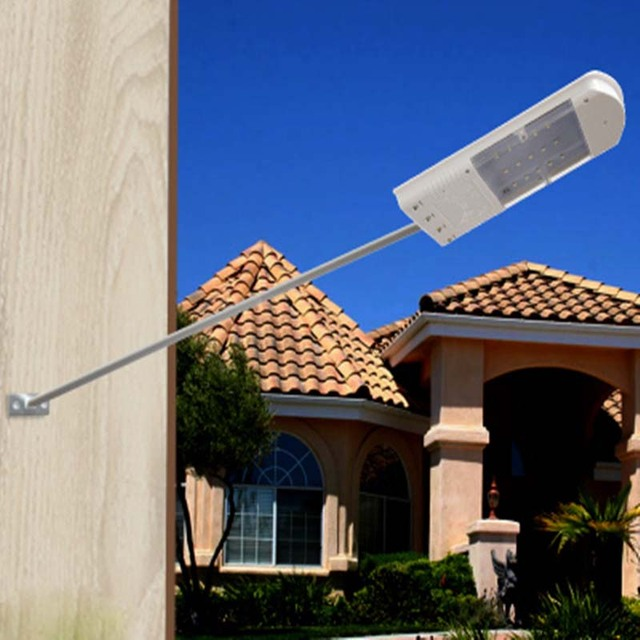 Remote Controlled Led Solar Light Outdoor Courtyard  Street Wall Pillar Barn Household Square Park Ground Lamp Waterproof Lights