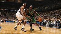 Sports Basketball Kevin Garnett Boston Celtics New Jersey Nets 4 Sizes Home Decoration Canvas Poster Print