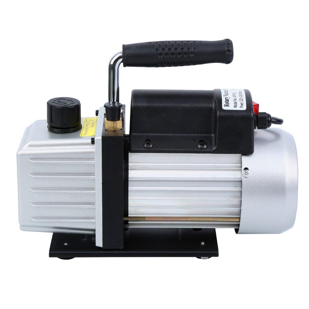 1/3HP 5Pa 220V 50Hz 4.2CFM 250ML Single-Stage Pompa del Vuoto Vacuum Pump