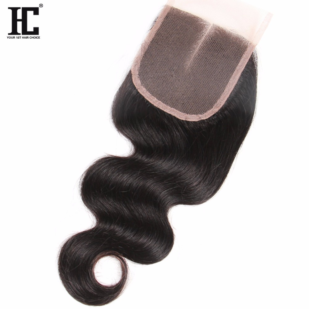 Brazilian Body Wave Closure 7A MiddleFreeThree Part  4x4 Lace Closure Good And Cheap Closure Fast Shipping Aliexpress Hair