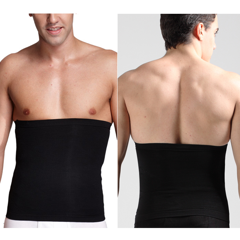 Muscle Men Waist Shapers Slimming Cincher Girdle Buster Corset Men slimming body shaper Underwear Belly bodysuit Shapewear Tops