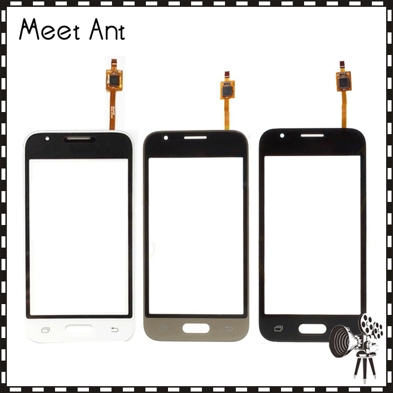 4.0 For Samsung Galaxy DUOS J1 Mini J105 SM-J105F And J1 Mini Prime J106 Touch Screen Digitizer Sensor Outer Glass Lens Panel