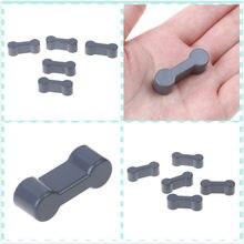 5 pçs/lote Amigo Rail track compatível para conectar cabeça De conexão de Plástico brinquedos trilha do trem acessórios essenciais