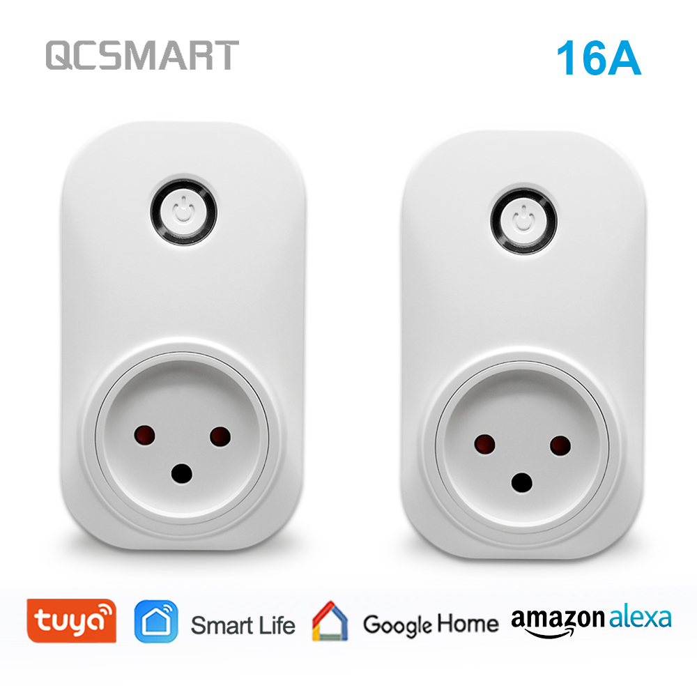 Wifi Socket Israel Type 16A 3500W Plug App Remot Control Lamps or Devices and Timer Voice Control with Google Home Alexa EchoWifi Socket Israel Type 16A 3500W Plug App Remot Control Lamps or Devices and Timer Voice Control with Google Home Alexa Echo