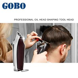 Image 4 - GOBO HOT Selling 0.1mm Professional Hair Clipper Hair Cutter Rechargeable Hair Clipper Haircut Barber Clippers Hair Trimmer