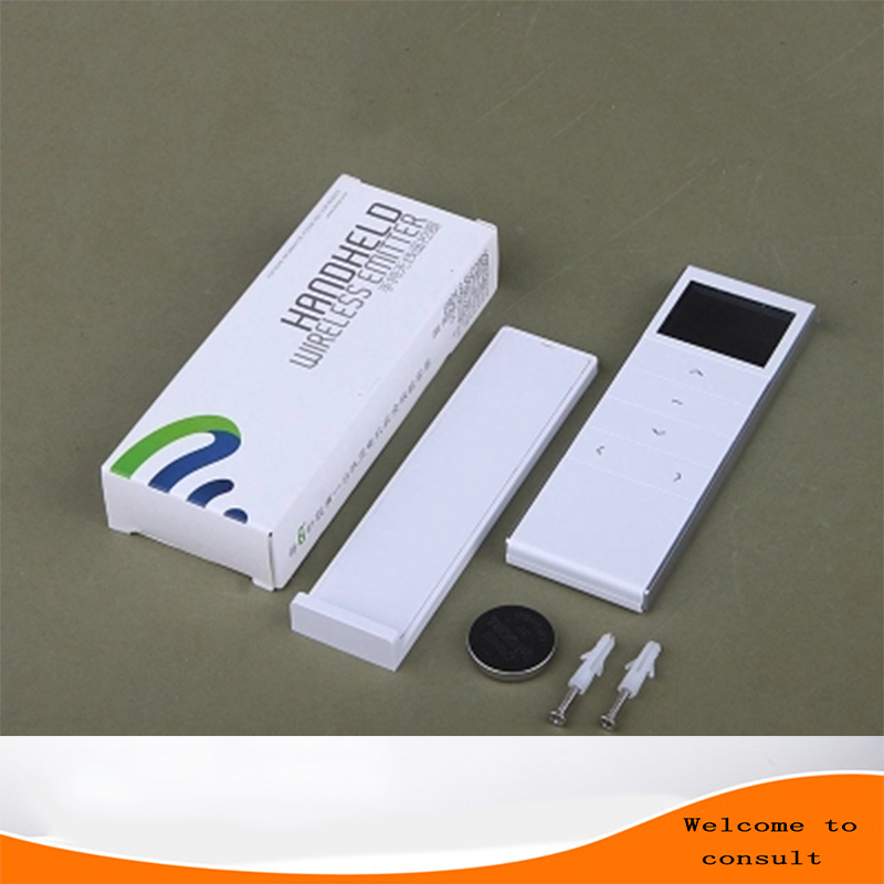 Original DOOYA Smart Home Curtain Track Motor Remote Control, DC1602 Simultaneously Control 15 Sets Of DOOYA Curtain Track Motor