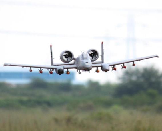 Игрушка с дистанционным управлением Freewing A-10 Jet Fighter PNP