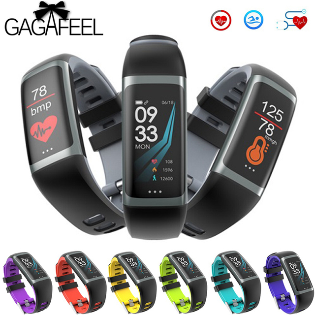 G26 Smart Bracelet Color screen Fitness Tracker blood pressure Heart Rate Monito