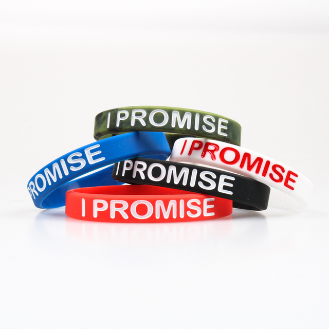 High Quality LA Lebron James Silicone Bracelet I PROMISE Lakers More Than An Athlete Basketball Player Kids Siliocne Wristband 2