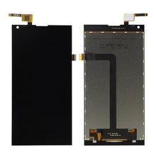 Original For DOOGEE DG550 LCD Display With Touch Screen Digitizer Assembly Free Shipping