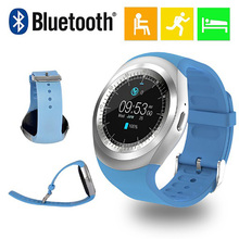 New Smart watches wristband high resolution Touch control Bluetooth Connect health monitoring smart reminder information push