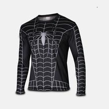 Hot!In 2016, the high quality of captain America, iron man miracles superhero spider-man 3 d jersey T-shirt + free shipping
