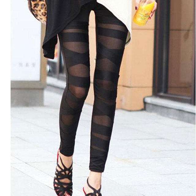 Leggings style bandage 2
