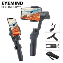 BEYONDSKY EYEMIND 2 Handheld Gimbal Smartphone Stabilizer VS Zhiyun Smooth 4/Q Model for iPhone X 8Plus 8 7 Android