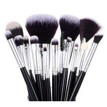 Premium 15pcs Makeup Brushes Set Professional Tools Kit