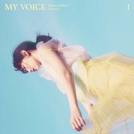 GIRLS GENERATION TAEYEON VOL 1 ALBUM - MY VOICE  - DELUXE EDITION - RANDOM COVER RELEASE DATE 2017.04.06 shinee 3rd album vol 3 bound the misconceptions of us release date 2013 8 8