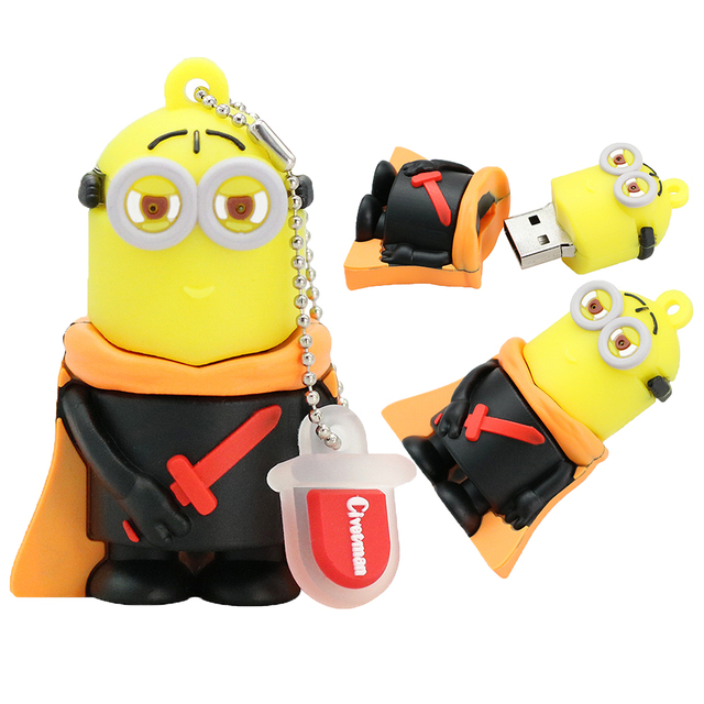 Funny Despicable Me Minions Flash Drive