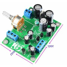 2018 ver. PREAMP 9 Single-ended Class A Preamp HiFi Transistor Pre-Amp Board by LJM