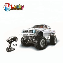 цена Profession Prending Remote Control Car Rock rc Crawler 1:10 with 3 Speed Transmission rc Truck Wltoys carro de controle remoto