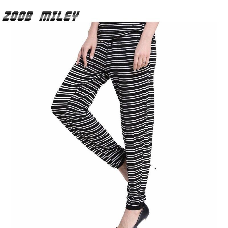 ZOOB MILEY Women Yoga Pants High Waist Dancing Trousers