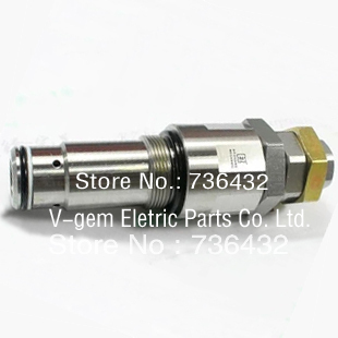 DHL Free shipping!  main valve apply to KOMATSU PC120-6 PC200-5 OEM  /digger spare parts  цены