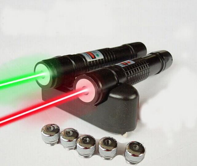 AAA 100000 м 532nm фонарик мощный светло-зеленый/красный лазерный указатель горящий луч матч сжечь сигареты + 5 Lazer головы охоты ...