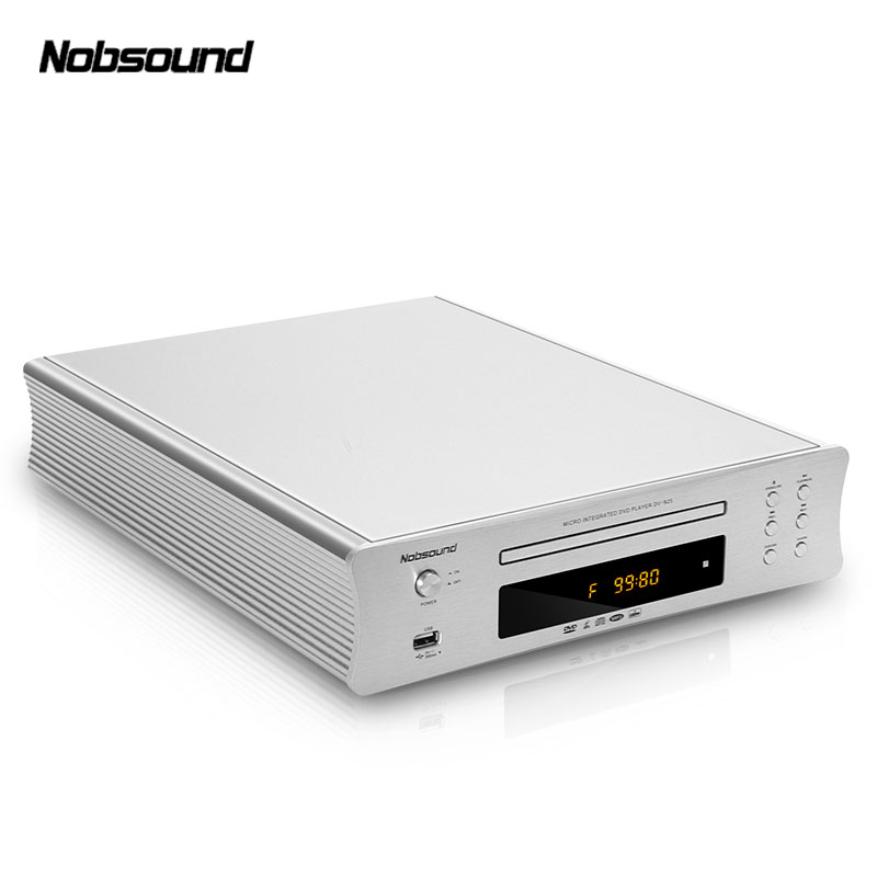 Nobsound DV-925 DVD Player HDMI Household Support Playback format MPEG4 / DivX / RMVB / CD / MP3-CD / CD-R / VCD / DVD / SVCD упаковочная коробка cd dvd vcd cd dvd cd size12 5 12 5 f0098