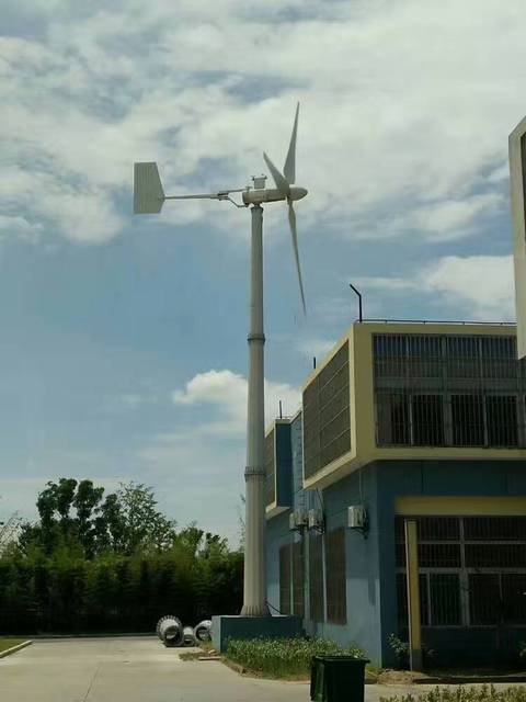 20KW 220V/380V horizontal wind turbine power generator wind mill for home use