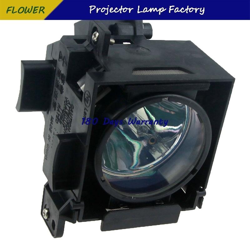מערכות ניווט GPS מנורה מקרן ELPL30 V13H010L30 עבור EPSON EMP-61, EMP-61P, EMP-81, EMP-81P, EMP-821, EMP-821P, EMP-828, Powerlite 61, Powerlite 61P (5)