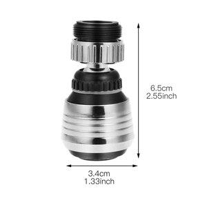 Image 2 - 360 dönen mutfak musluk memesi adaptörü banyo musluk aksesuarları filtre püskürtücüler musluk su tasarruf cihazı ev gereçleri