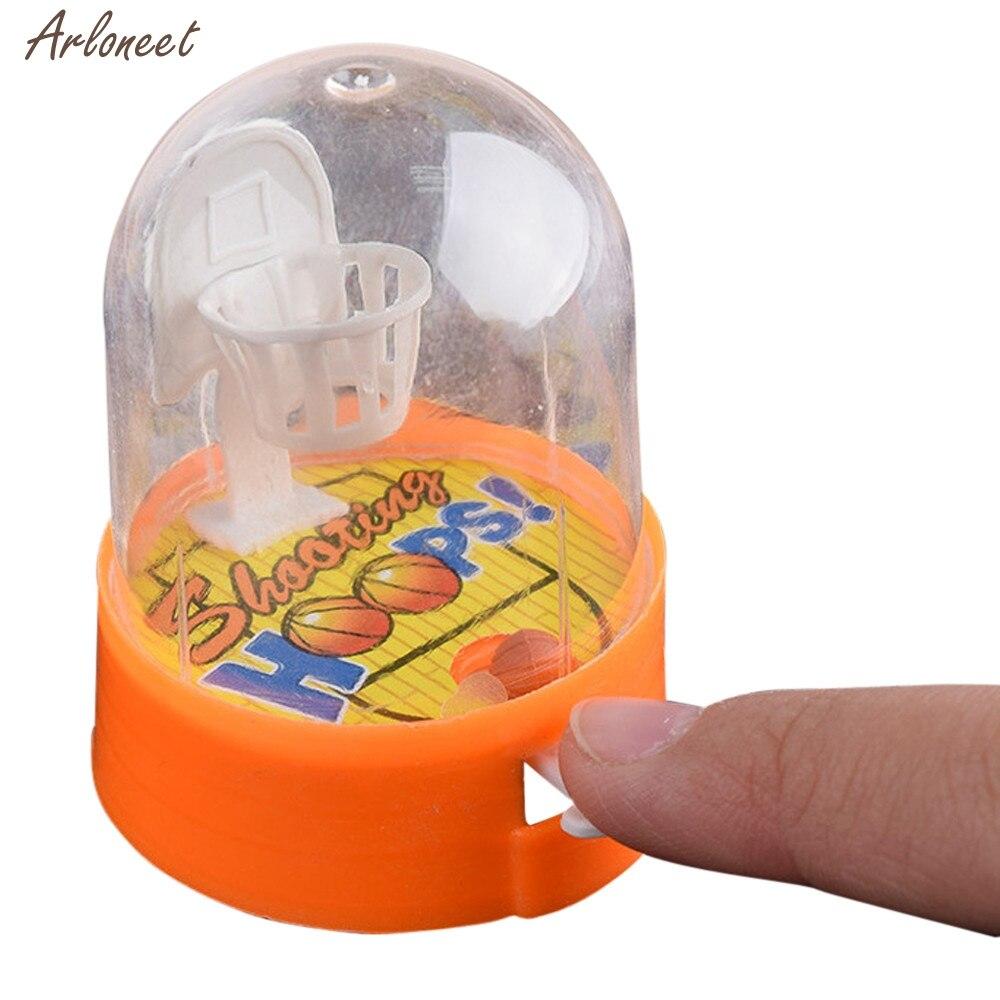 Developmental Basketball Machine Anti-stress Player Handheld Children Toys Gift Plastic Hot Sale Toys Toys For Kids(China)