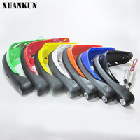 XUANKUN Beach Car Scooter Cross Stroll Street Car Off Road Motorcycle Handguard Modified LED Guardian Bow