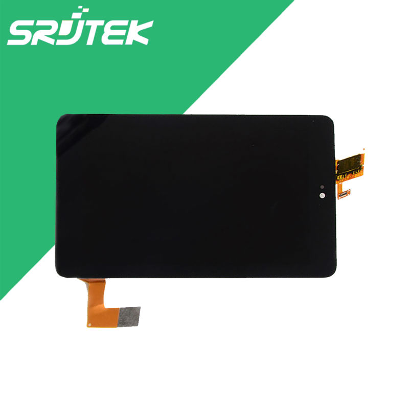 Подробнее о New For Dell Venue 7 T01C 3740 LCD Display + Touch Screen Digitizer Sensor Panel Glass Full Assembly Tablet PC Replacement Parts 5pcs lot black for fly iq4503 full lcd display with digitizer touch screen sensor glass assembly parts free tracking no