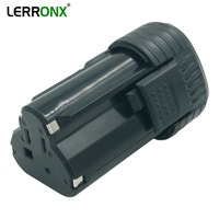 LERRONX Replacement Power Tools battery 12V 2000mAh Li ion for Worx Drills WA3503 WA3509 WX125 WX2837 WU288 WX540 WX677 WX1257