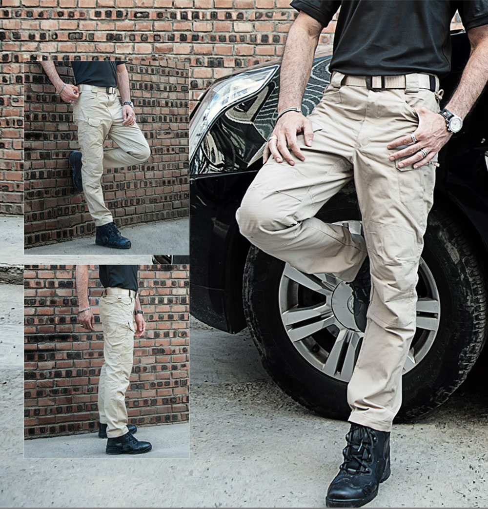 MEGE Brand Tactical Camouflage Military Casual Combat Cargo Pants Water Repellent Ripstop Men's 5XL Trousers  Spring Autumn 86